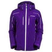 Columbia Millennium Blur Womens Insulated Ski Jacket, Hyper Purple, medium