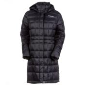 Columbia Hexbreaker Long Womens Jacket, Black, medium