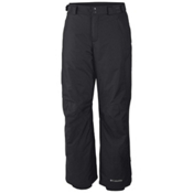 Columbia Bugaboo II Big Mens Ski Pants, Black, medium