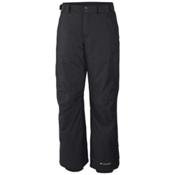 Columbia Bugaboo II Big Mens Ski Pants, Black, medium