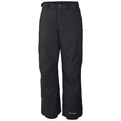 Columbia Bugaboo II Big Mens Ski Pants, Black, viewer