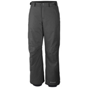 Columbia Bugaboo II Big Mens Ski Pants, Graphite, medium