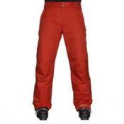 Columbia Bugaboo II Big Mens Ski Pants, Rust Red, medium