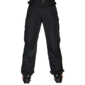 Columbia Bugaboo II Tall Mens Ski Pants, Black, medium
