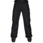 Columbia Bugaboo II Tall Mens Ski Pants, Black, medium
