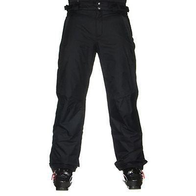 Columbia Bugaboo II Tall Mens Ski Pants, Black, viewer