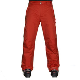 Columbia Bugaboo II Tall Mens Ski Pants, Rust Red, 256