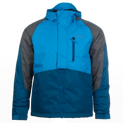 O'Neill Hawking Boys Snowboard Jacket, Dresden Blue, medium