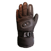 Therm-ic Powerglove IC 1300 Heated Ski Gloves, Black, medium