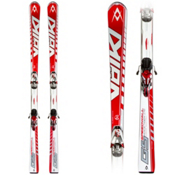 Volkl Racetiger GS Speedwall Race Skis with Rmotion 16.0 D Bindings, , medium