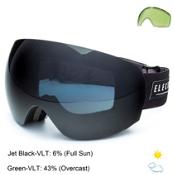 Electric EG3 Goggles 2015, Black Tropic-Jet Black, medium