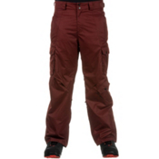 O'Neill Exalt Mens Snowboard Pants, Andorra Red, medium