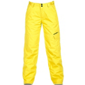 O'Neill Volta Kids Snowboard Pants, Chrome Yellow, medium