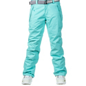 O'Neill Star Womens Snowboard Pants, Aqua Sky, medium