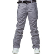 O'Neill Star Womens Snowboard Pants, Siberian Grey, medium