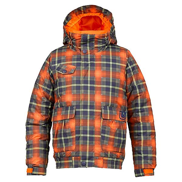 Burton Twist Bomber Girls Snowboard Jacket, , 600