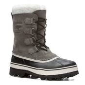 Sorel Caribou Womens Boots, Shale-Stone, medium