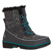 Sorel Tivoli II Womens Boots, Dark Grey, medium