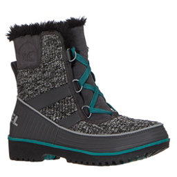 Sorel Tivoli II Womens Boots, Dark Grey, 256
