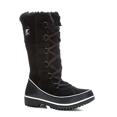 Sorel Tivoli High II Womens Boots, Black, viewer