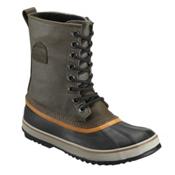 Sorel 1964 Premium T CVS Mens Boots, Peatmoss-Bright Copper, medium