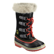 Sorel Youth Joan of Arctic Girls Boots, Black, medium