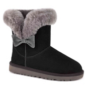 UGG Kourtney Girls Boots, Black, medium