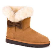 UGG Kourtney Girls Boots, Chestnut, medium