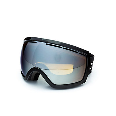 Electric EG2.5 Goggles, Gloss Black-Bronze Silver Chrome, viewer