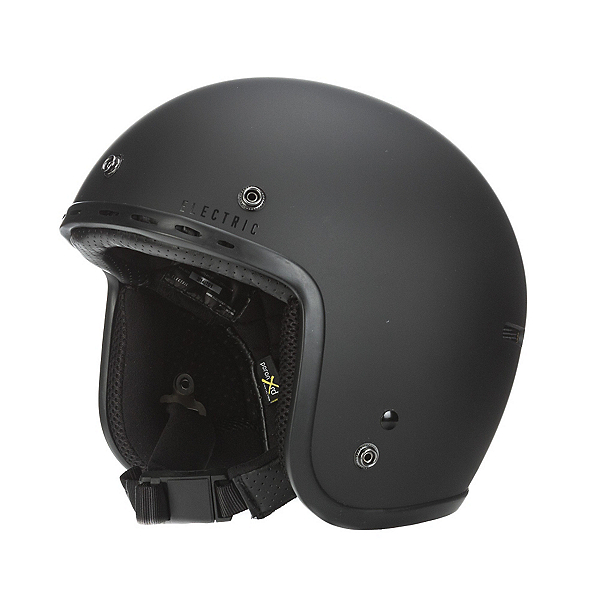 Electric Mashman Helmet, Matte Black, 600