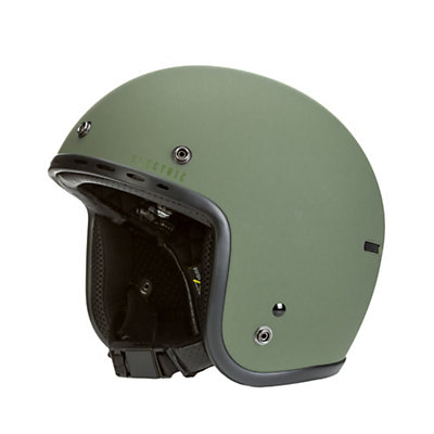 Electric Mashman Helmet, Charcoal Flake, viewer