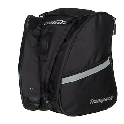 Transpack TRV Pro Ski Boot Bag, Black, viewer