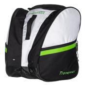 Transpack TRV Pro Ski Boot Bag 2016, White-Lime Electric, medium