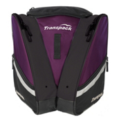 Transpack Compact Pro Ski Boot Bag 2017, Plum-Silver Electric, medium