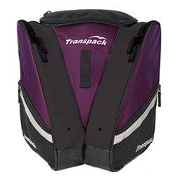 Transpack Compact Pro Ski Boot Bag 2017, Plum-Silver Electric, 256