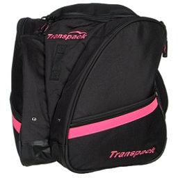 Transpack Compact Pro Ski Boot Bag 2017, Black-Pink Electric, 256