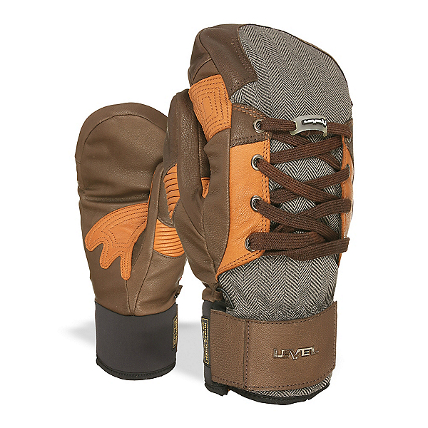 Level Rexford Sneaker Gloves, Scottish Brown, 600