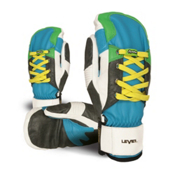 Level Rexford Sneaker Gloves, Light Blue, medium