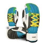 Level Rexford Sneaker Gloves, Light Blue, medium