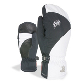 Level Mummies Womens Mittens, Pk Black, medium
