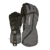 Level Off Piste Gloves, Dark, medium