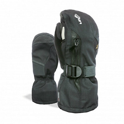 Level Star Mittens, Black, viewer