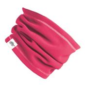 Turtle Fur Micro Fur Single Layer Neck Warmer, Pink Paradise, medium