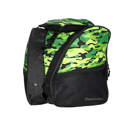 Transpack XT1 Ski Boot Bag, Green Camo, viewer