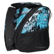 Transpack XT1 Ski Boot Bag, Blue Yeti, medium