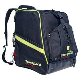 Transpack Heated Boot Pro Ski Boot Bag 2018, Black-Yellow Electric, 256