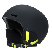 Anon Raider Helmet, Black-Green, medium