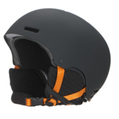 Anon Raider Helmet 2017, Black-Orange, medium