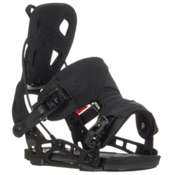 Flow NX2 Snowboard Bindings 2015, Black, medium