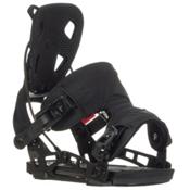 Flow NX2 Snowboard Bindings, Black, medium